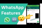 Video - 12 neue WhatsApp Features