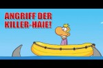 Video - Ruthe.de - Angriff der Killer-Haie!