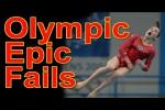 Video - Hoppalas bei den Olympischen Spielen