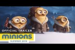 Video - Minions - Official Trailer (HD) - Illumination