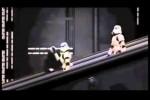 Video - die Rolltreppe im Todesstern