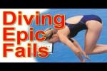 Video - Epic Diving Fail Compilation