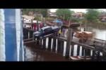 Video - Auto auf Schiff verladen!