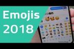 Video - Neue Emojis 2018 ! Hier sind alle 157