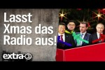 Video - Lasst Christmas das Radio aus! - Jahresrückblick 2018 als Song