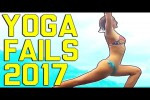 Video - Yoga Fails: I'm So Zen Right Now