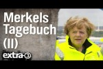 Video - Angela Merkels Tagebuch (II) - extra 3