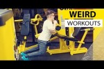 Video - Wenn das Fitness-Training etwas komisch aussieht