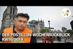 Video - Der Postillon Wochenrückblick (15. April - 20. April 2019)