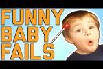 Video - Lustige Szenen mit Babys