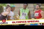 Video - Versteckte Kamera - Heavy Gold Medal & Olympic Torch Fails