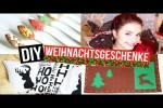 Video - Einfache Geschenk-Ideen für Weihnachten