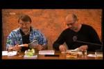 Video - Jürgen von der Lippe und Uwe Lyko (Herbert Knebel) lesen aus