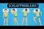 Video - SO könnt ihr Nachts BESSER schlafen!