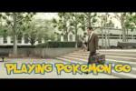 Video - Mr.Bean spielt Pokémon Go