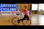 Video - Unglaubliche artistische Fahrrad-Tricks