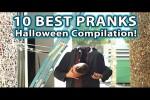Video - 10 lustige Halloween-Streiche
