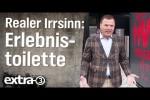 Video - Realer Irrsinn: Erlebnistoilette im Schwarzwald - extra 3