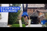Video - Unglaubliches Stuntman-Training