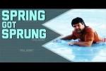 Video - Spring Got Sprung: Spring into Action