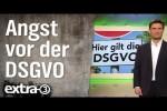 Video - Angst vor der DSGVO