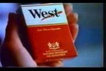 Video - Alte West Zigaretten-Werbung