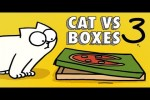 Video - Boxes Boxes Boxes! - Simon's Cat