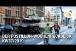 Video - Der Postillon Wochenrückblick (9. - 15. September 2019)