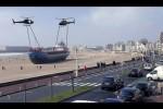 Video - Schiffe ins Wasser lassen