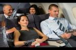 Video - Zum Schutz vor Terroristen: Mitführen von Handfeuerwaffen auf US-Flügen erlaubt!