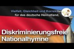 Video - Diskriminierungsfreie Nationalhymne