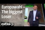 Video - The biggest Loser - Nach der Europawahl - extra 3