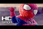 Video - Lustiger Evian Spiderman Werbespot