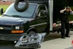 Video - Versteckte Kamera - Auto explodiert