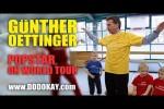 Video - dodokay - Günther Oettinger Popstar auf World Tour - schwäbisch
