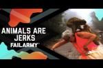 Video - Tiere können auch fies sein