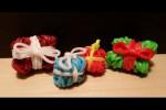 Video - Anleitung für ein Geschenk aus Looms