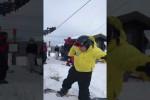 Video - Wenn du und deine Freunde zum ersten mal Snowboarden geht