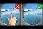 Video - 5 Dinge, die du niemals in einem Flugzeug tun solltest