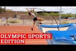 Video - Top-Leistungen bei den Olympischen Spielen