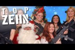 Video - 10 seltsame Weihnachtstraditionen