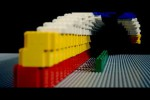 Video - Lego Stopmotion Video