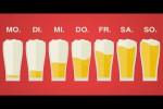 Video - DAS passiert, wenn du jeden Tag BIER trinkst