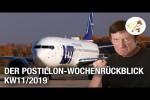 Video - Der Postillon Wochenrückblick (11. März - 16. März 2019)