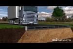 Video - Straßenbau mit recyceltem Plastik