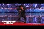Video - Kenichi Ebina Performs an Epic Matrix- Style Martial Arts Dance - America's Got Talent