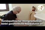 Video - Homöopathischer Klempnerbetrieb bietet ganzheitliche Reparaturen an