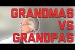 Video - Lustige Hoppalas - Oma gegen Opa