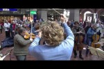 Video - Ravel's Bolero als FlashMob
