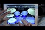 Video - Drum Solo auf dem iPad